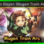 Kimetsu No Yaiba: Demon Slayer Mugan Train Arc